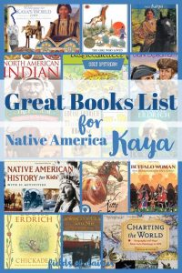 native america books for kids