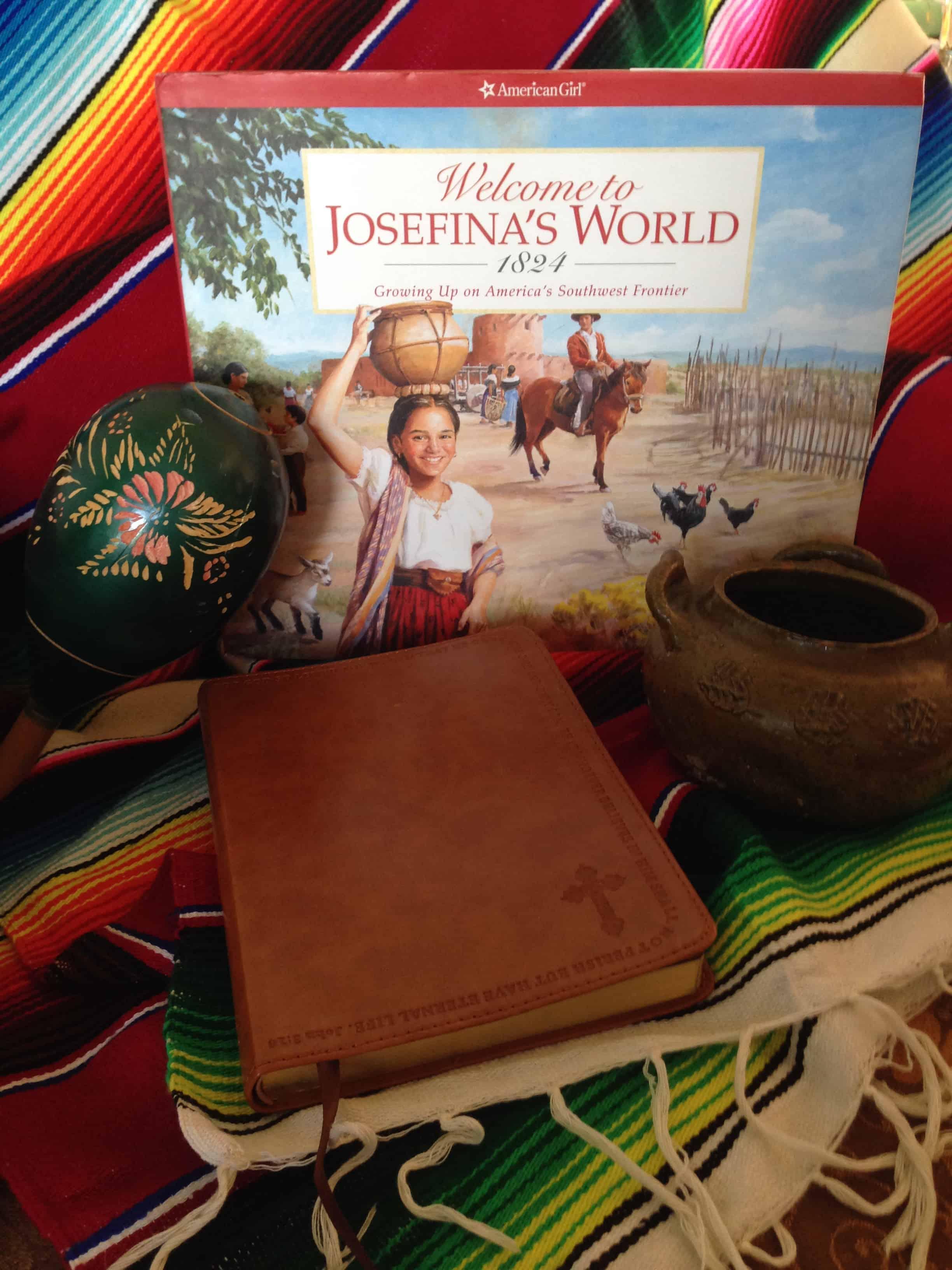 josefina unit study americas southwest frontier