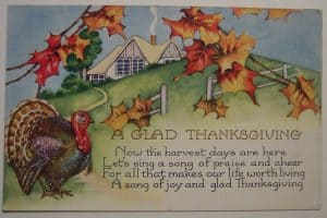 Thanksgiving Gratitude for Kids