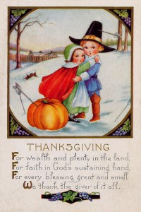 Thanksgiving Bible Study for Kids