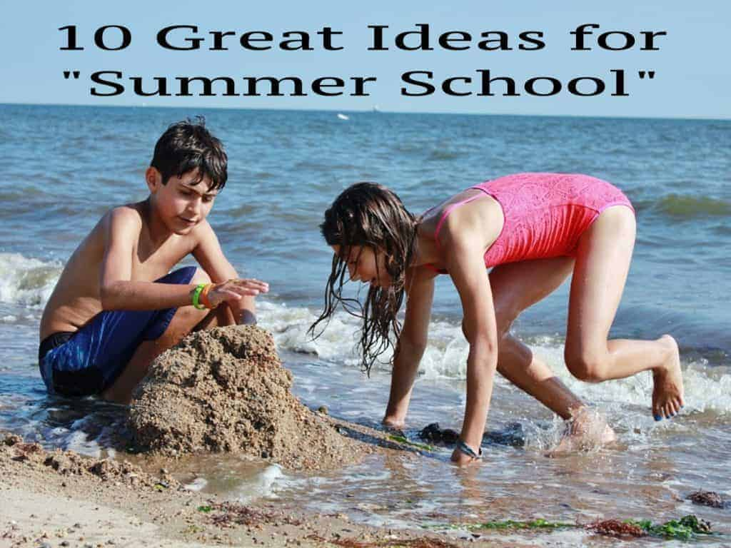 summer school ideas