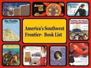 Frontier Unit Study Book List