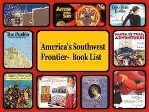 Frontier Unit Study Book List