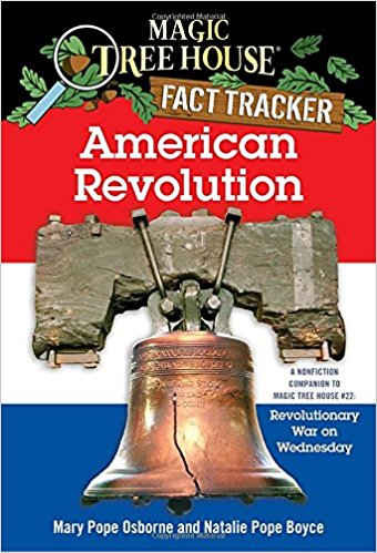 American Revolution Unit Study Resources