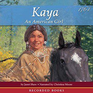 Kaya: An American Girl Audiobook