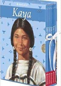 Kaya: An American Girl 1764 (Box Set of Six with Game)