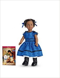 Addy 2014 Mini Doll & Book (American Girl)