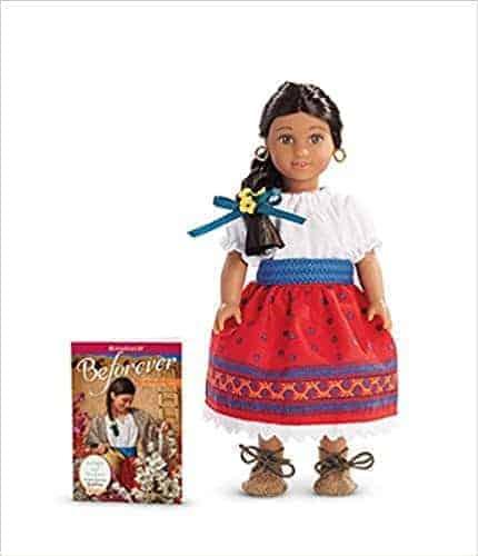 Josefina Birthday Dress: Josefina Mini Doll And Book