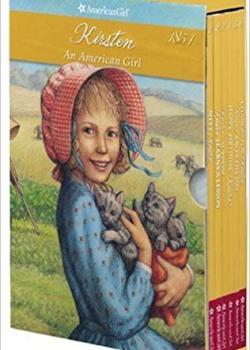 Kirsten: An American Girl 1854 (Box Set of 6)