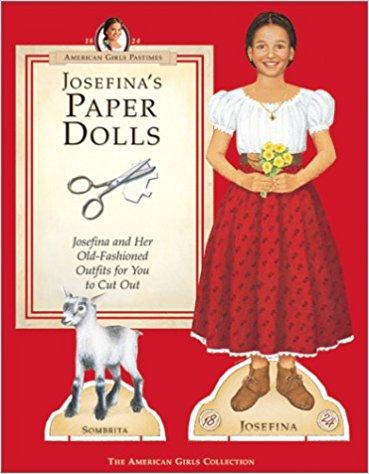 Josefina's Paper Dolls