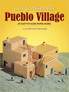 Easy to Make Pueblo Village