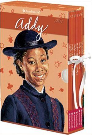 Addy: An American Girl (6 Book Set- Audiobook)