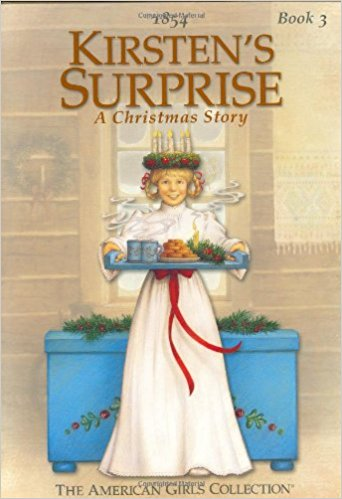 Kirsten's Surprise: A Christmas Story (American Girl Collection)