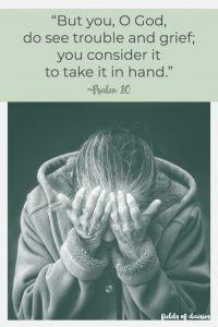 psalm 10 prayer