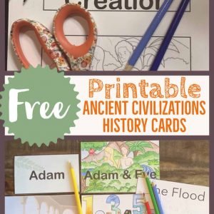 history coloring cards colored pencils