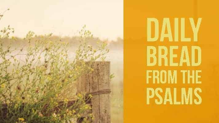 Praying Psalm 34