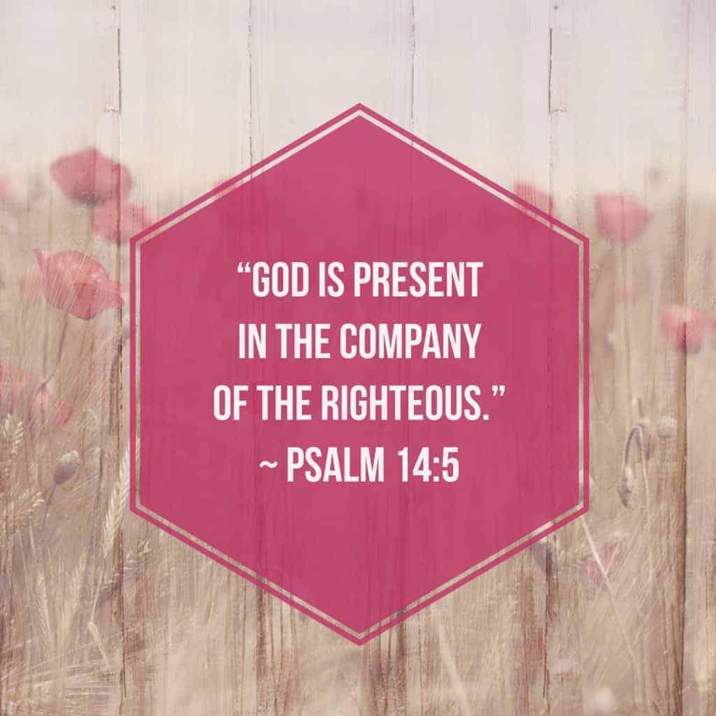 Psalm 14:5 Image