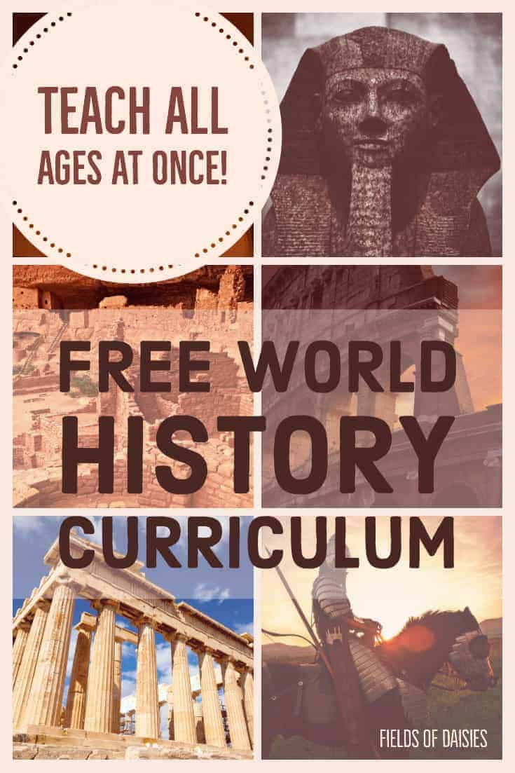 Free Homeschool History Curriculum