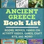 Ancient Greece Book List – Free History Curriculum