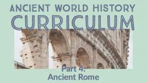 Best Books List for Ancient Rome Unit