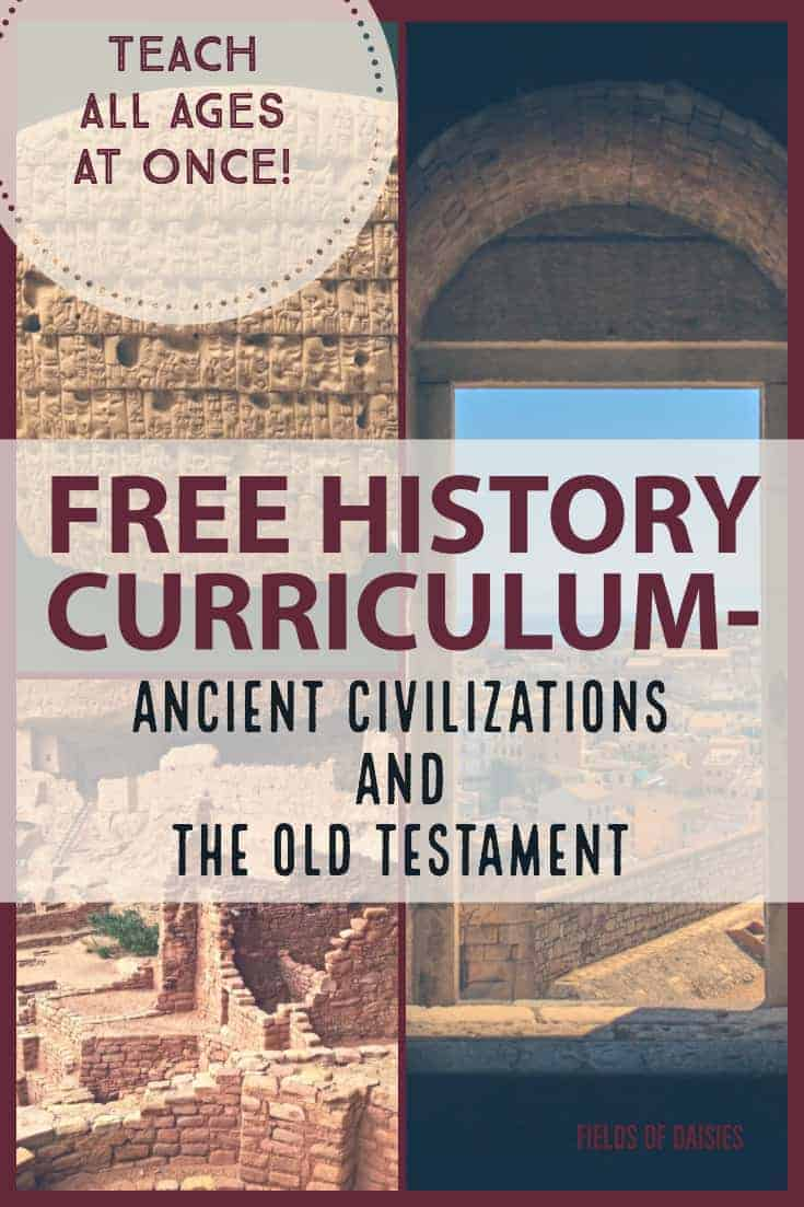 FREE Ancient World History Curriculum