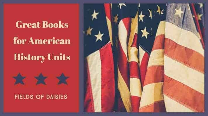 American Girl History Books for unit studies