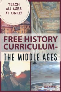 The Middle Ages History Unit