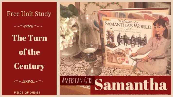 american girl free unit study