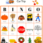 Car Trip Activities for Kids