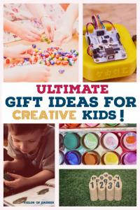 Unique Gift Ideas for Creative Kids