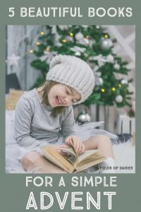 Children's Christmas Books for a Simple Advent