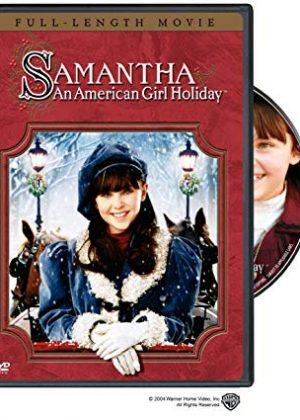 American Girl Samantha Christmas DVD