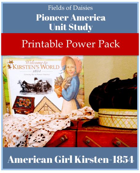 American History Printables