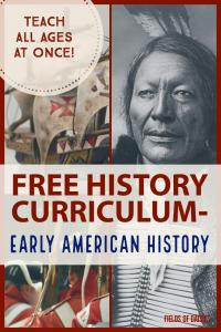 columbus discovers america native americans and the revolutionary war free early american history curriculum