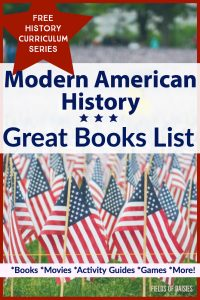 american flafs for american history book list