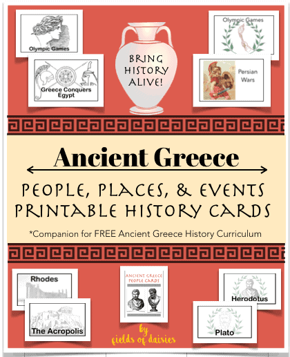 Ancient Greek people and places