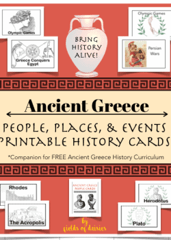 ancient greece people places
