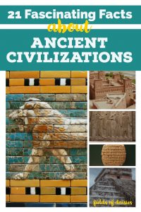 ancient civilizations art and ruins