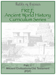 ancient world history free history curriculum