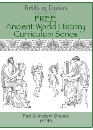ancient greece characters, ancient greek art
