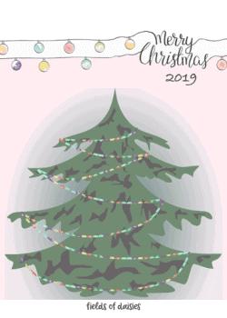 christmas tree 2019 printables