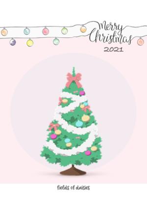 Christmas Planner printable 2021