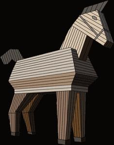 Trojan horse ancient greece