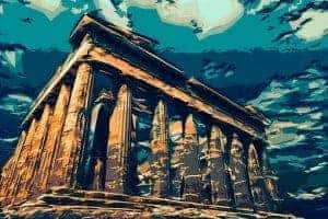 parthenon ancient greece history