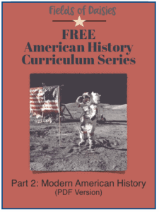 Modern American History curriculum space race