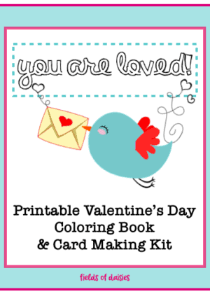 valentines day printables