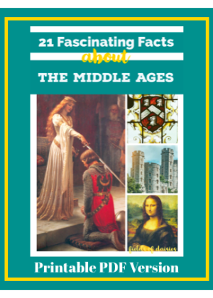 The Middle Ages Printables