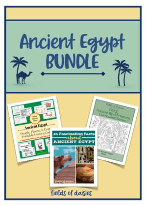 Ancient Egypt History Printables