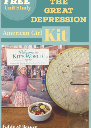American Girl Kit Unit Study Resources