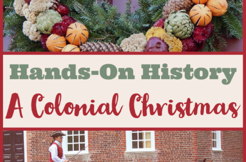 Christmas in Colonial times